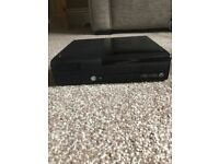 Boxed Xbox 360 with accessories