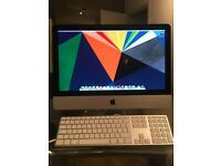 PERFECT CONDITION!! iMac 21.5 Inch Screen (Late 2013) 2.7 GHz itnel core i5, 8GB Memory