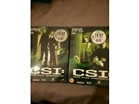 Complete season 2 CSI