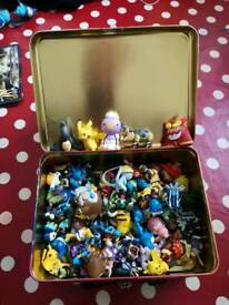 Pokémon figures