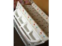 Ladybird baby changing unit