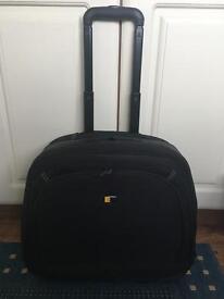 Case Logic wheeled bag!