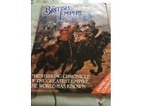 The British Empire BBC Complete set 98 weekly parts