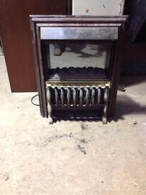 ELECTRIC FIRE INSERT