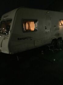 2008 Baily ranger (fixed end bed)