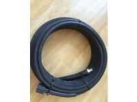 Heavy Duty Pressure Washer Jet Wash 1 Wire 3/8 male F car washer Hose