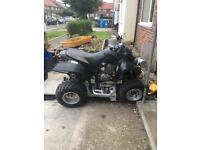 road legal quadzilla. 250cc £750
