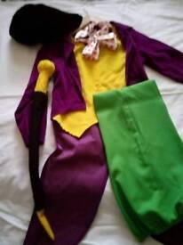 Wilku wonga costume