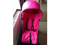 Pick and mix mothercare stroller