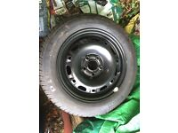 4x Pirelli 185 / 60 R14 82H + one spare VW Seat and others