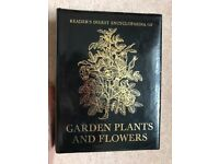 Garden Plants and Flowers book