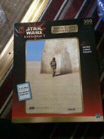 Star Wars episode 1 jigsaw 300 piece