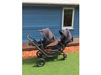 ABC DESIGN ZOOM TANDEM/DOUBLE BUGGY