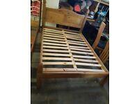 dpuble bed corona style