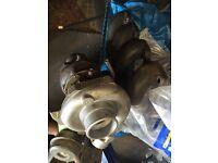 Escort rs turbo s1/s2 turbo t3 hybrid like new