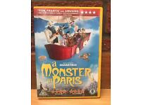 A Monster In Paris DVD