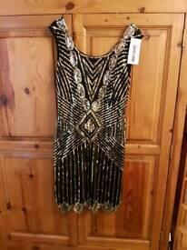 Charlston 1920 style dress