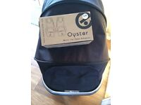 Oyster pram - suitable from birth