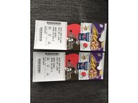 NFL game 28th November Cleveland Browns vs min. Vikings.