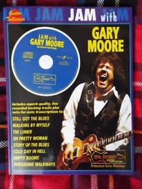 Jam with Garry Moore tab & cd