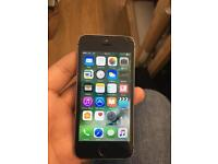 IPHONE 5S 16GB UNLOCKED *TOUCH ID NOT WORKING £120