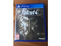 PS4 fall out 4