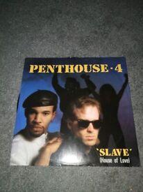 Penthouse 4 Slave 12inch vinyl single