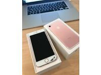 iPhone 7 32GB (cracked screen) - can deliver