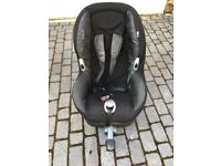 Maxi cosi car seat with isofix 9-18kg