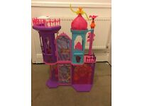 Barbie and the secret door castle
