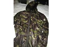 Monclair authentic reversible jacket