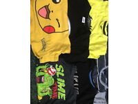Bundle of boys 6-7 and 7-8yrs clothes