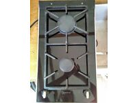 Neff gas 2 burner ceramic glass hob