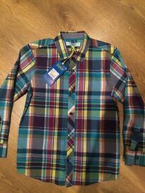 Boys Ted Baker Shirt
