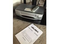 FREE VHS Video recorder and Variety of Tapes