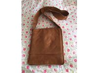 Suede Handbag from Mumbai India