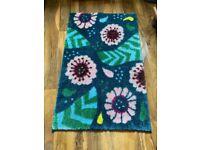 Bathroom rug mat