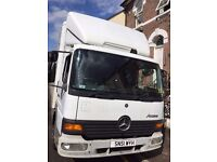 USED MERCEDES ATEGO TRUCK, SPECIAL VEHICLE IN GOOD CONDITION 2002 REG.