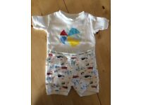 Baby boys 3-6 months clothes bundle