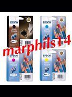 Genuine Epson T0321, T0322, T0323, T0324 Ink Cartridges - epson - ebay.co.uk