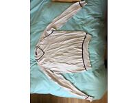 D&G long sleeved top Large