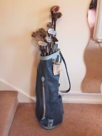 Full Set Of Golf Clubs (BARGAIN) (Free Delivery)