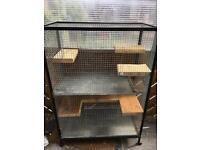 Chinchilla cage