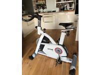 Home Exercise Bike Kettler GIRO