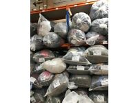 Second Hand Clothing Wholesale Adults & Kids UK Mix A or B Grade Sold by Kilo