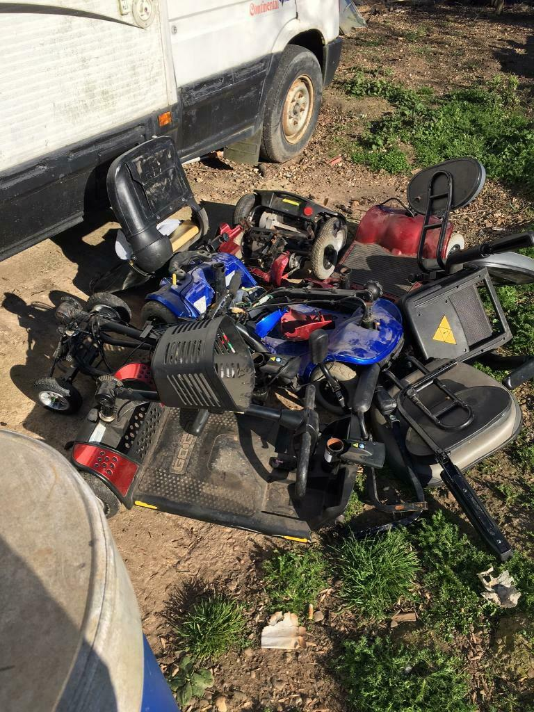Mobility scooter parts | in Alfreton, Derbyshire | Gumtree