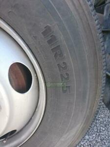 Used Heavy Truck tires for sale! Michelin Bridgestone Continental , various size 22.5 and more available!