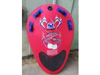Straightline watersports towing inflatable