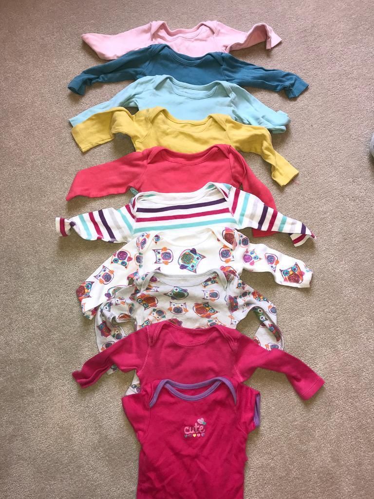 3-6 month X 10 vests