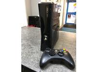 Microsoft Xbox 360 Slim | 250GB | With Controller
